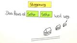 Adverbien – Steigerungsformen und Vergleichsformen