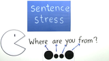 English pronunciation: Sentence stress
