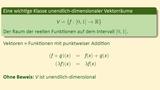 Vektorräume und Untervektorräume (Teil 3 von 3)