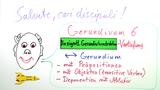 Gerundivkonstruktion – Vertiefung
