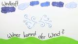 Woher kommt der Wind und wie kann man ihn nutzen?
