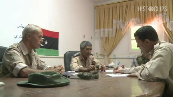 Gaddafisdeserteureoffizieresinddiestuetzendeswiderstands
