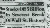 1929 - Der Schwarze Freitag