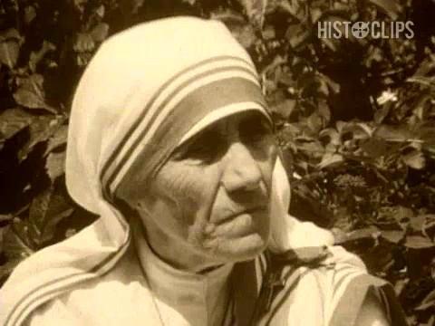 Teresa Von Kalkutta