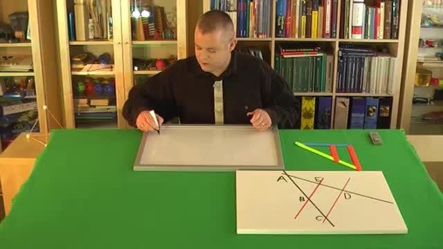 Strahlensatzfigur – Gleichungen erkennen (3)