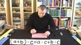 Distributivgesetz – Beispiel (2)