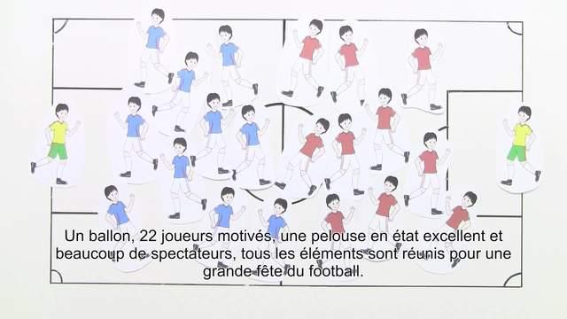 Fußball in Frankreich – le foot en France