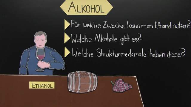 Alkohol – Konsummittel und Chemikalie
