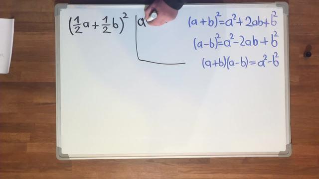 Binomische Formeln – Übung (5)
