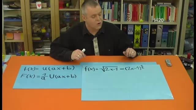 Lineare Substitution – Beispiel (2)