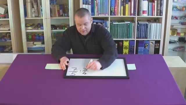 br che dividieren erkl rung 2 der kehrwertregel 1 mathematik online lernen. Black Bedroom Furniture Sets. Home Design Ideas