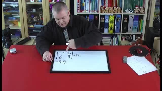 2x2 Determinanten ausrechnen (2)