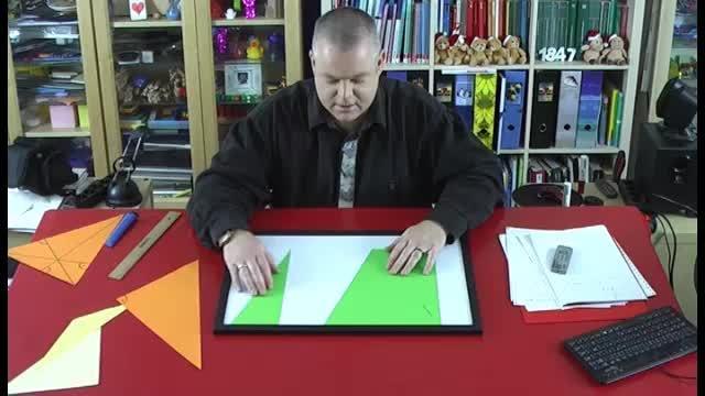 fl cheninhalt von dreiecken beweisaufgabe mathematik online lernen. Black Bedroom Furniture Sets. Home Design Ideas