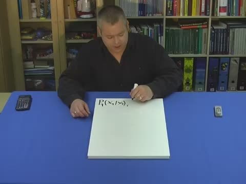 Lineare Funktion aus zwei Punkten bestimmen – Formel (4)